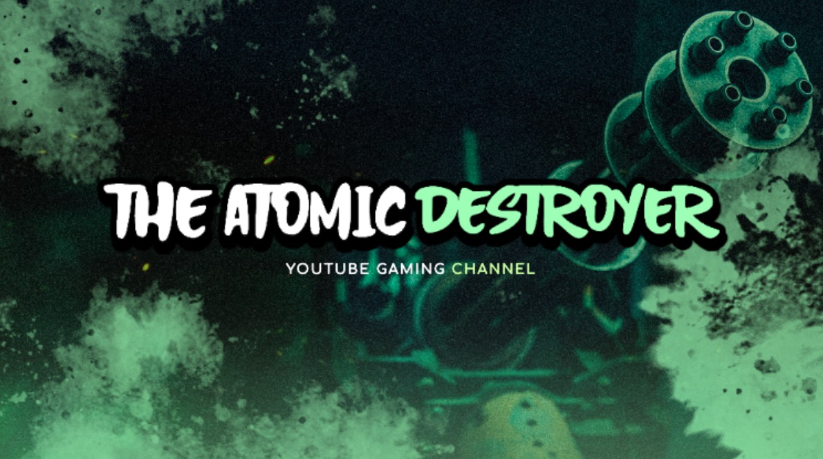 Game Streaming Channel YouTube Banner
